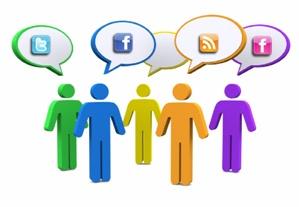 Commmuniquer sur les reseaux sociaux