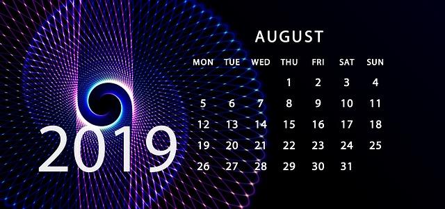 23 dates incontournables pour réussir votre marketing en 2019